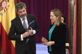 Ana Pastor decidirá si reúne a la Mesa del Congreso según sea el escrito que envíe el Supremo sobre Homs