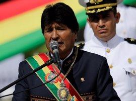 """Morales promete a los """"valientes"""" bolivianos detenidos por Chile que no serán abandonados"""