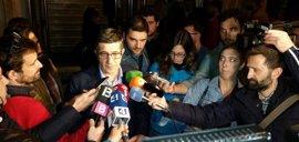 """Patxi López: """"Me parece lamentable que se ponga en cuestión el procedimiento, hay que realizar un debate de ideas"""""""