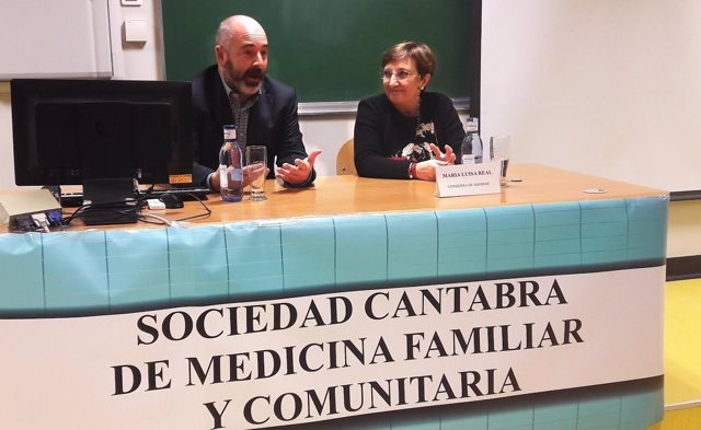 Inauguración Jornadas de la Sociedad de Medicina Familiar y Comunitaria