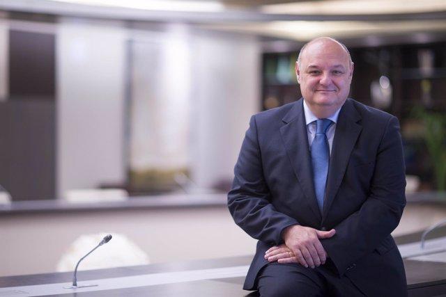 José María Méndez, director general de Cecabank
