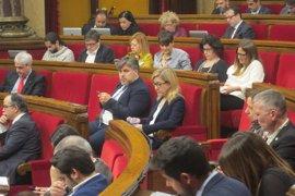 PDeCAT coloca a dos dimisionarios de la dirección como adjuntos de Turull en el Parlament