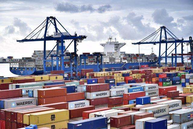 Puerto de Bilbao, exportaciones, comercio exterior