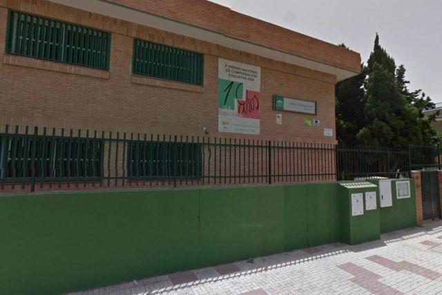 Ies guadalmedina Málaga amianto