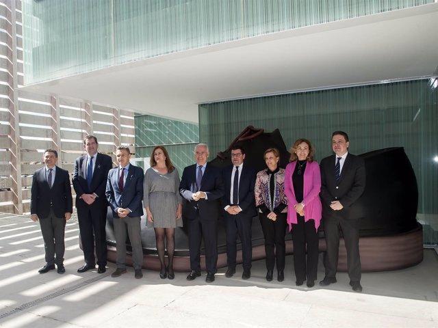 Consejo de Gobierno celebrado en Arnedo