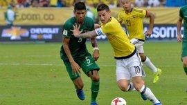 James da una victoria sufrida a Colombia y Ecuador cae a la repesca