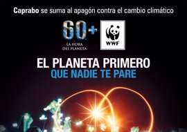 Caprabo se suma al Apagón Mundial contra el cambio climático