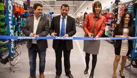 Decathlon abre en Gandía su tienda 151 en España y crea 40 nuevos puestos de trabajo