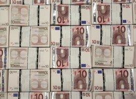 Doce nuevas detenciones en Valladolid por la imprenta de billetes falsos