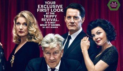 """Twin Peaks revela las primeras imágenes de su regreso: """"217 actores, 400 páginas de guión y 1 Lady Leño"""""""