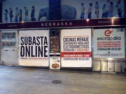 Las históricas cafeterías Nebraska subastan todos sus activos y enseres tras su cierre