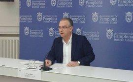 """UPN condena el """"intolerable"""" 'escrache' al alcalde de Pamplona, Joseba Asiron, frente a su domicilio"""
