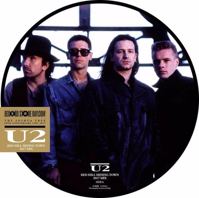 U2 PICTURE DISC
