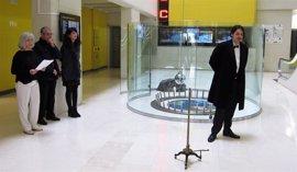 Foucault visita el Museo de la Ciencia de Valladolid