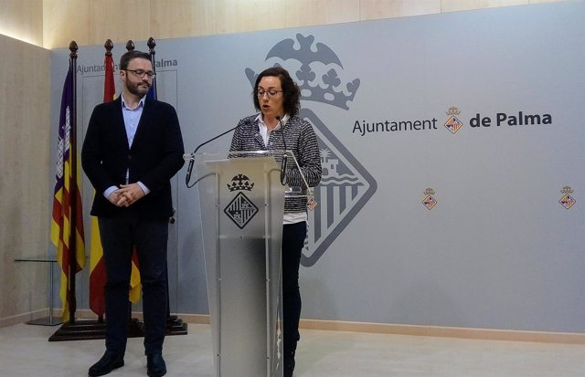 José Hila y Joana Maria Adrover