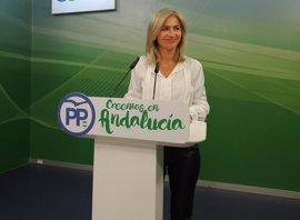 """PP-A: """"El desgobierno crece al ritmo en que Susana Díaz se implica en su campaña nacional"""""""