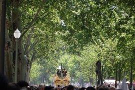 """La Junta prevé una Semana Santa """"buena"""" y de """"alta ocupación"""" turística"""