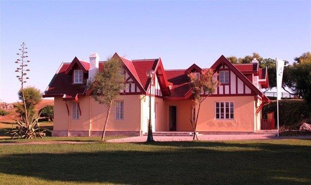 Casa de los Guardeses de La Magdalena (Archivo)
