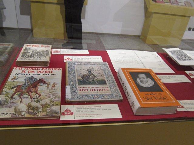 Exposición 'Conoce a Cervantes a través del CSIC'
