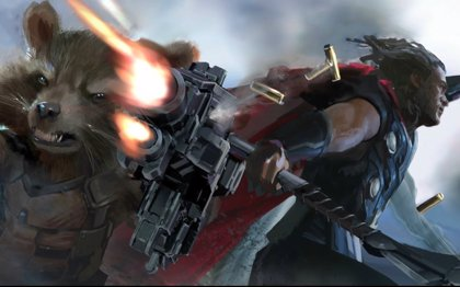 ¿Se quedará manco Thor en Ragnarok?