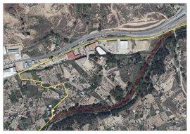 Medio Ambiente invertirá 241.000€ en la construcción de una variante de la Vía Verde del Cidacos a su paso por Arnedo