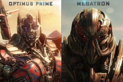 Transformers 5: Optimus Prime, Megatrón y Cogman protagonizan los nuevos pósters en movimiento