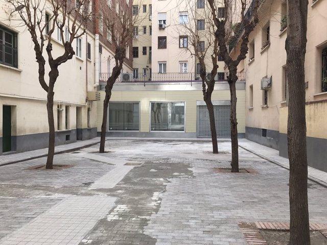 Nuevo local cedido por el Ayuntamiento al tejido ciudadano