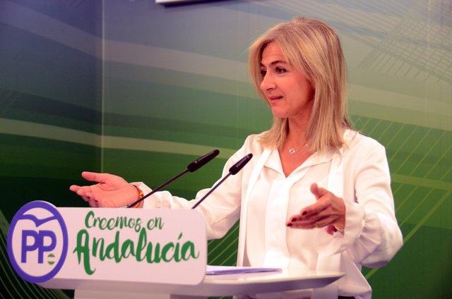 Patricia del Pozo, hoy ante los medios