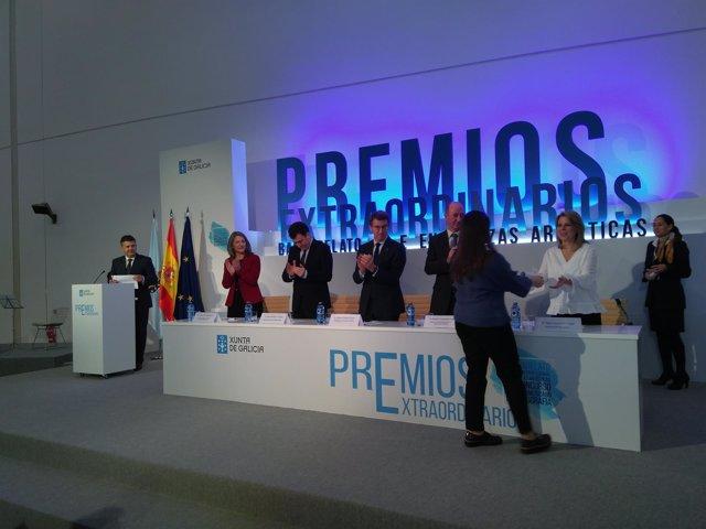 Premios Extraordinarios de Bachillerato, FP y Enseñanzas artísticas