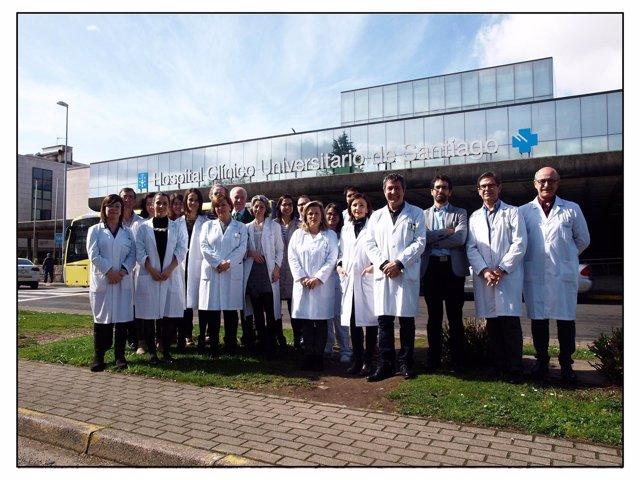 Unidad del CHUS de atención a enfermedades metabólicas hereditarias