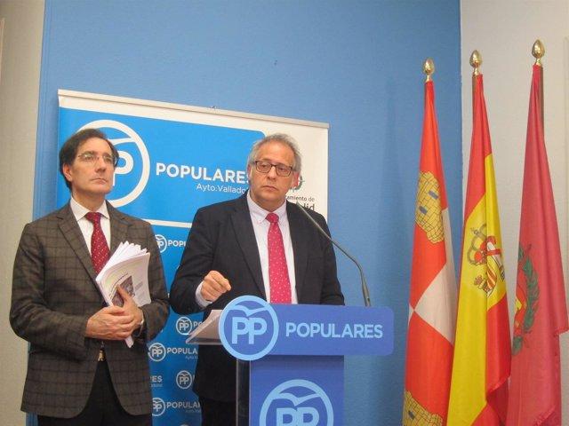 Valladolid. El PP defiende el soterramiento