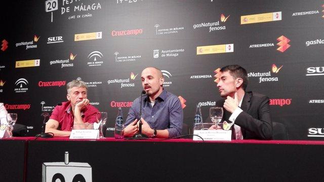 'La Memoria De Mi Padre' En El Festival De Málaga
