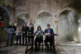 La Alhambra contribuirá a conservar el patrimonio del Albaicín con al menos cinco millones