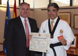 Jesús Castellanos será reelegido como presidente de la Federación Española de Taekwondo