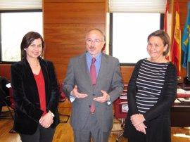 Daniel Kutner (Embajador de Israel) confía en que Gijón se muestre como la ciudad hospitalaria por la que se le conoce