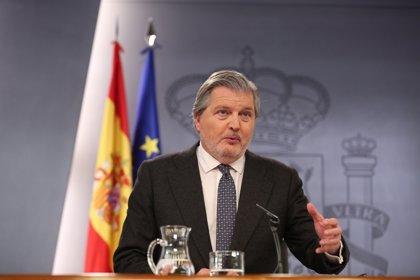 Méndez de Vigo apela a la responsabilidad de los grupos parlamentarios para aprobar la reforma de la estiba