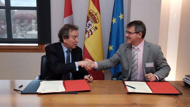 De Santiago-Juárez y Luis Alberto Bores.