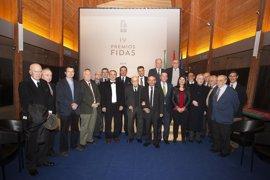 Fidas entrega sus IV premios, con Diputación de Sevilla, colegios de arquitectos de Extremadura y Córdoba entre ellos