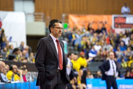 Pedro Martínez, elegido mejor entrenador de la Eurocup