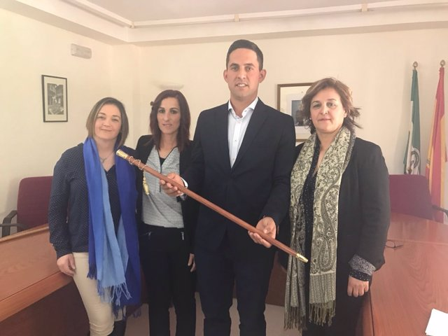 Antonio Mancilla, nuevo alcalde de Los Guájares
