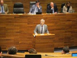 El Parlamento asturiano pide al Principado que busque aliados para negociar la financiación autonómica