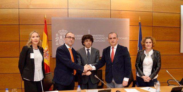 Fundación de LaLiga y la Plataforma del Voluntariado de España