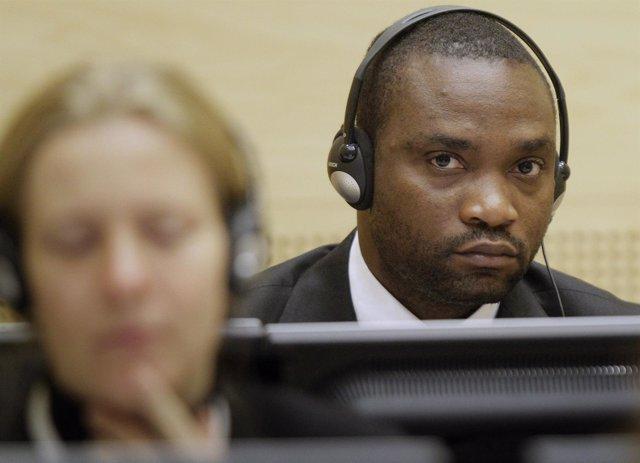 El señor de la guerra congoleño Germain Katanga