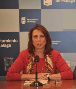 Esther molina ex directora general promoción empresarial y del empleo