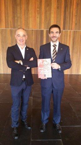 Javier Beorlegui Garralda y Esteban Calahorra Aranda