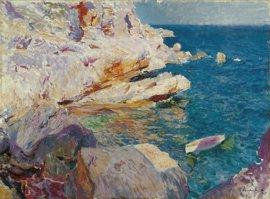 Las obras de Sorolla regresan al Museo Carmen Thyssen Málaga tras recorrer varias ciudades europeas