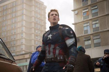 Chris Evans quiere seguir como Capitán América tras Vengadores 4