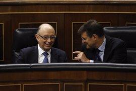 Montoro contestará en el Congreso a la pregunta sobre la amistad de Catalá con un defraudador