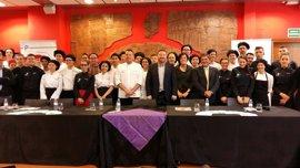 La Escuela de Hostelería Topi rinde homenaje al Pastor de Andorra con un menú