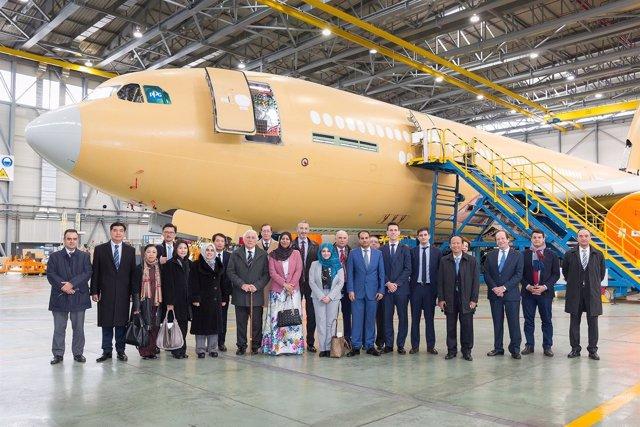 Marca España promociona industria aeronáutica en Asia y Oriente Medio